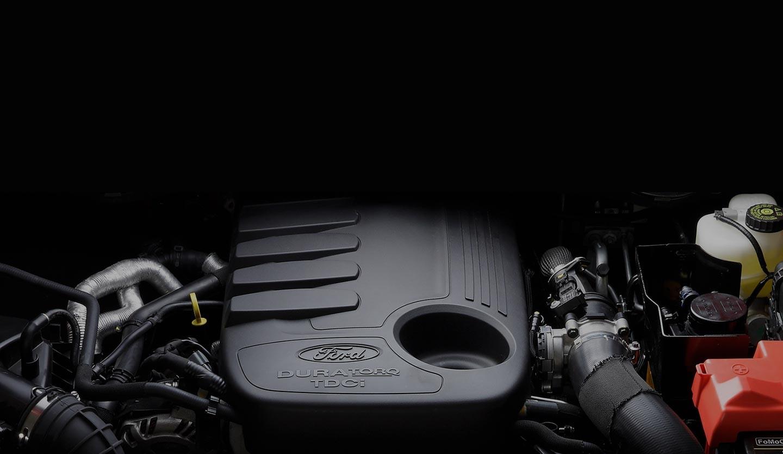 động cơ ford everest 2018 titanium - 1