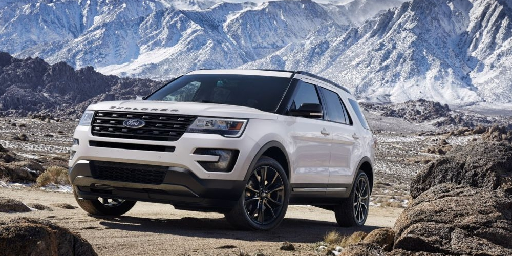 Ford Explorer Limited - SUV 7