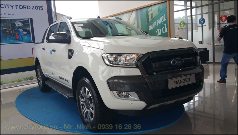 ford ranger 2018 2.0 - giá rẻ