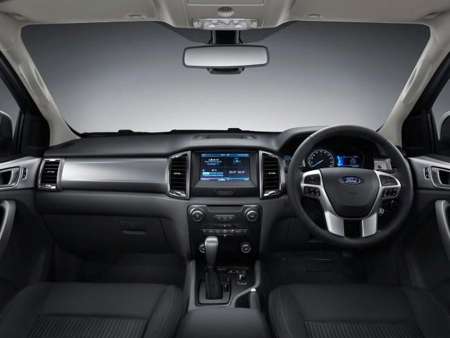 ford ranger 2018 2.0 - nội thất 1