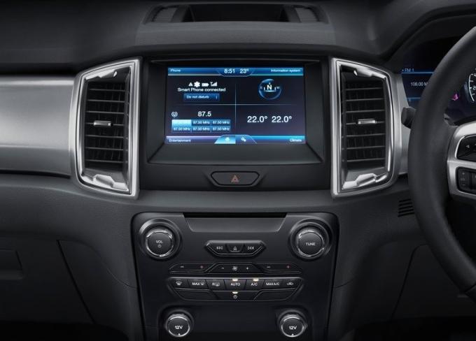 ford ranger 2018 2.0 - nội thất 2