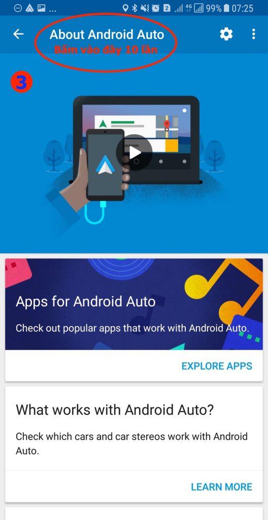 Hướng dẫn dùng điện thoại Android chơi video, youtube trên
