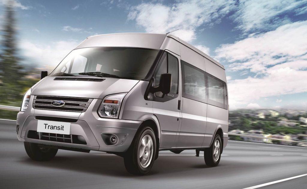 Ford Transit 2018 - mẫu xe 16 chỗ bán chạy nhất Việt Nam