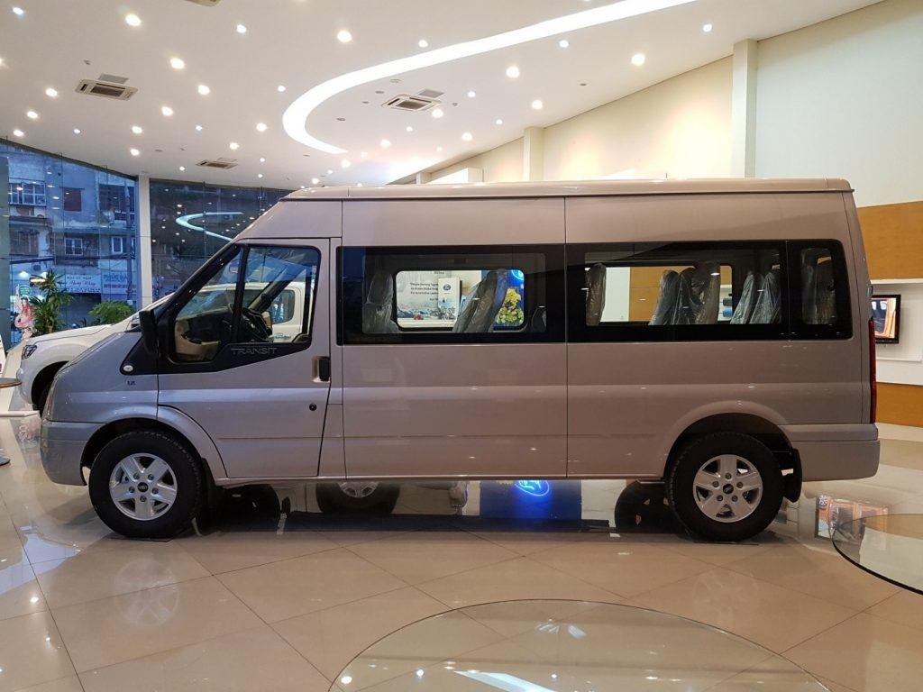 Ford Transit được ưa chuộng bởi rất nhiều doanh nghiệp tại Việt Nam