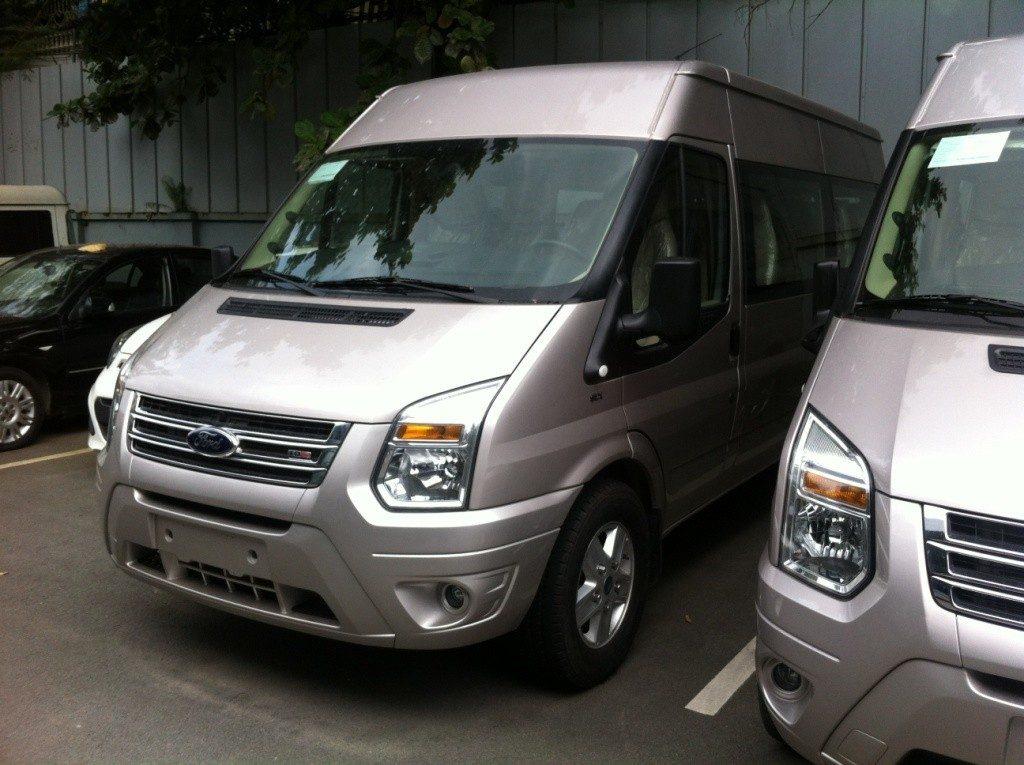 Ford Transit bền bỉ và khả năng tiết kiệm nhiên liệu hoàn hảo