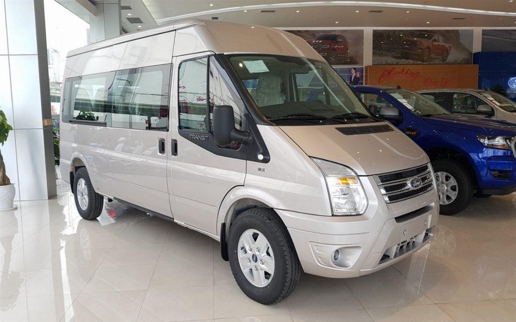 Ford Transit liên tiếp thống trị phân khúc xe 16 chỗ vì tính năng ưu việt của nó