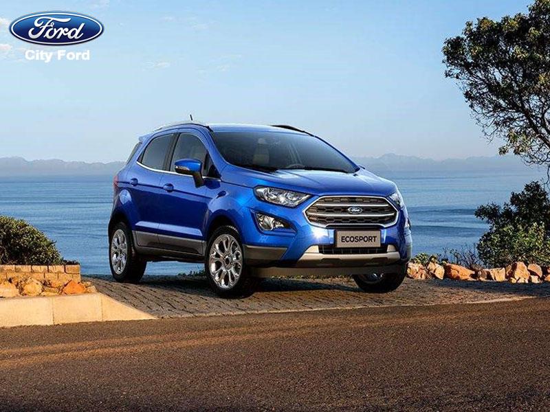 """Ford Ecosport được mệnh danh là """"chuyên gia đường phố"""" bởi sự nhỏ gọn của mình"""