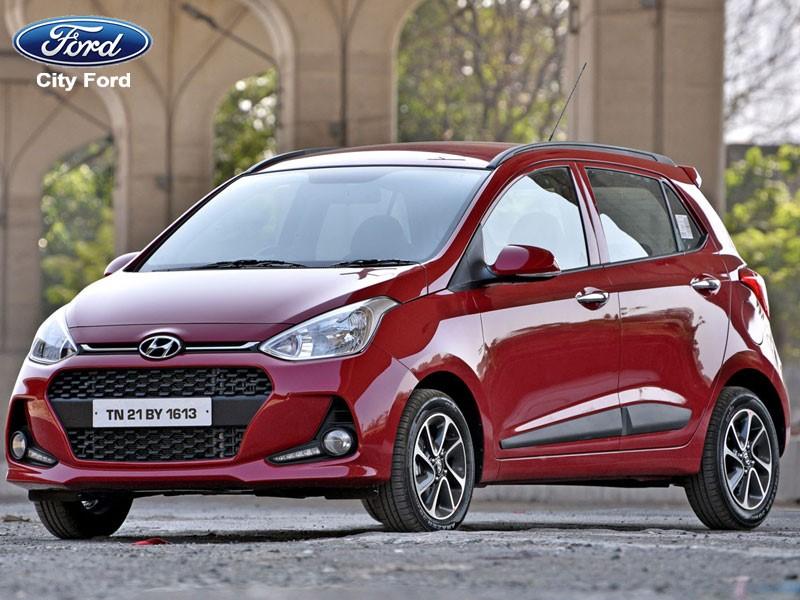 Hyundai Grand i10 mẫu xe thời thượng đến từ Hàn Quốc
