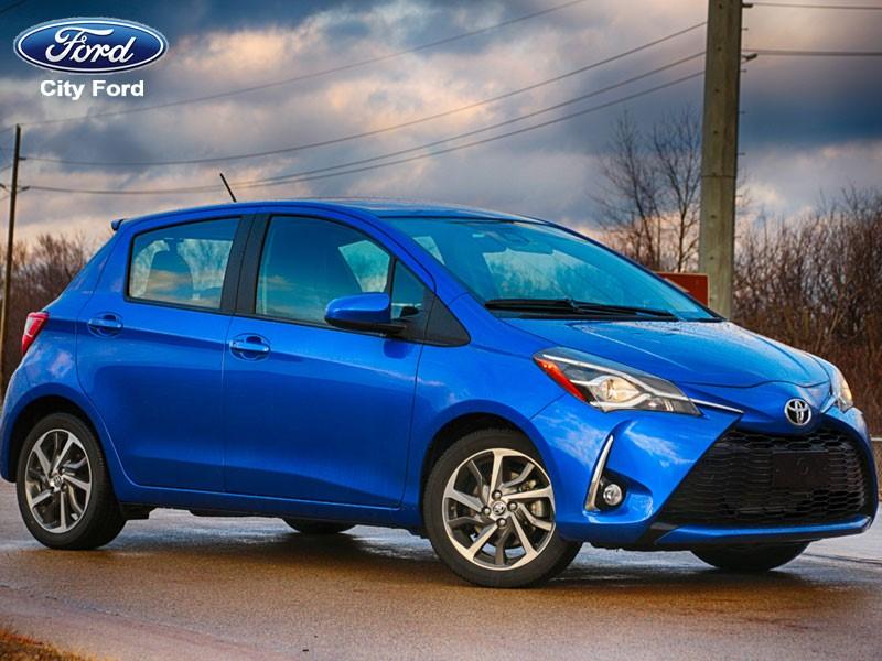 Toyota Yaris nổi bật với những đường nét đầy cuốn hút