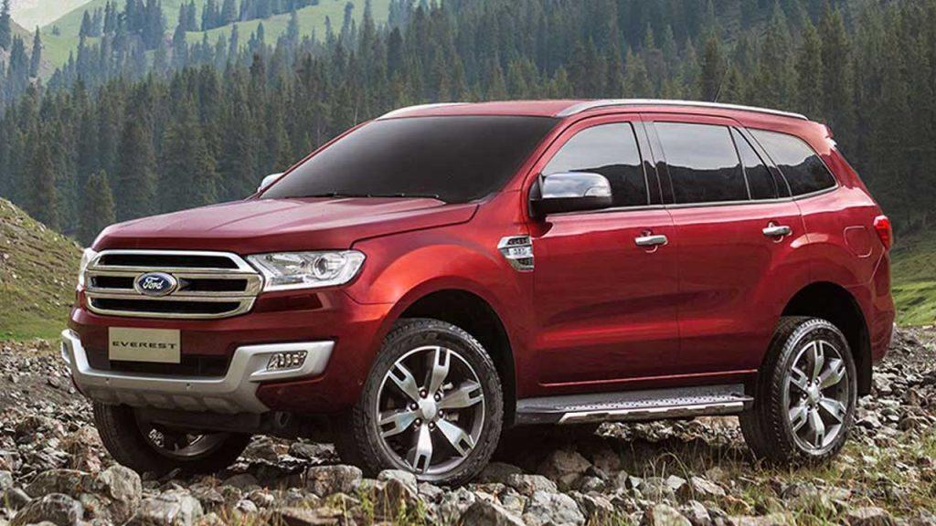 Ford Everest, xe SUV hoàn hảo cho những chuyến đi xa