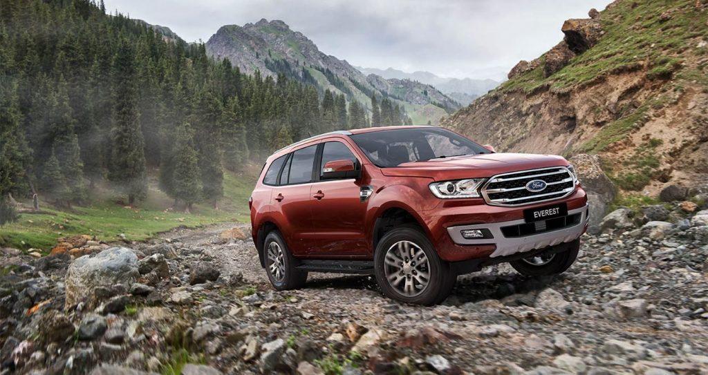 Ford Everest – Người bạn đồng hành lý tưởng trong những chuyến đi đến miền thôn dã