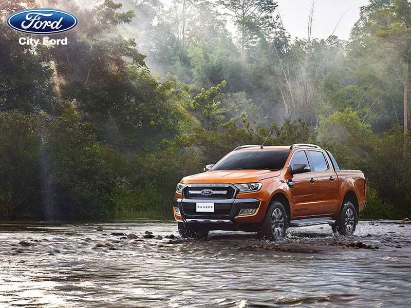 Với Ford Ranger có thể đi đến những nơi mà các xe khác không thể