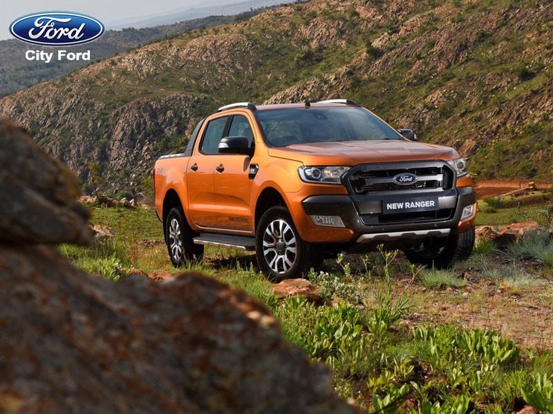 Phong cách thiết kế Kinetic mang đến cho Ford Ranger những đường nét khí động học hoàn hảo và tinh tế