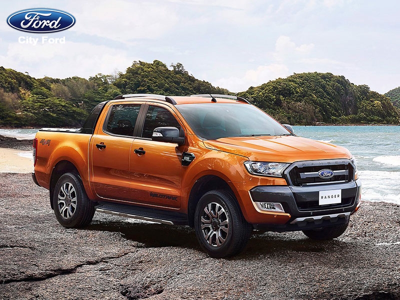 Có thể coi Ford Ranger là sản phẩm chủ lực của hãng xe Mỹ tại thị trường Việt Nam