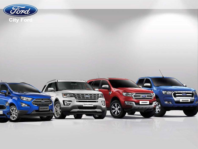 Dòng xe Ford ngày càng được ưu chuộng tại thị trường Việt Nam