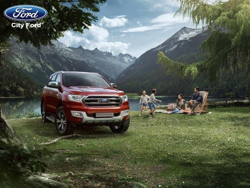 Ford Everest đang nhận được sự quan tâm của đông đảo gia đình Việt