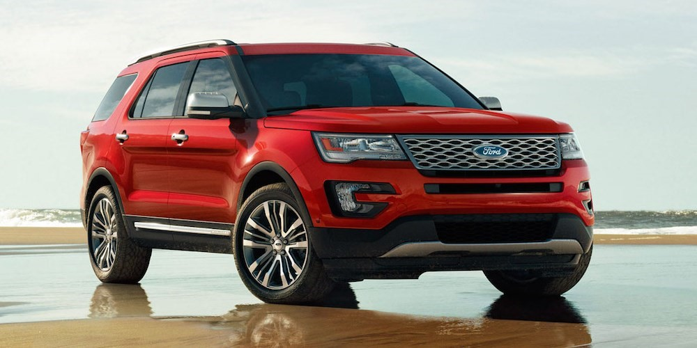 Xe Ford có chất xe cứng cáp, chất lượng lắp ráp tốt