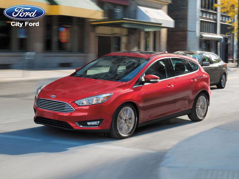 Ford Focus được trang bị công nghệ hiện đại, tiên tiến