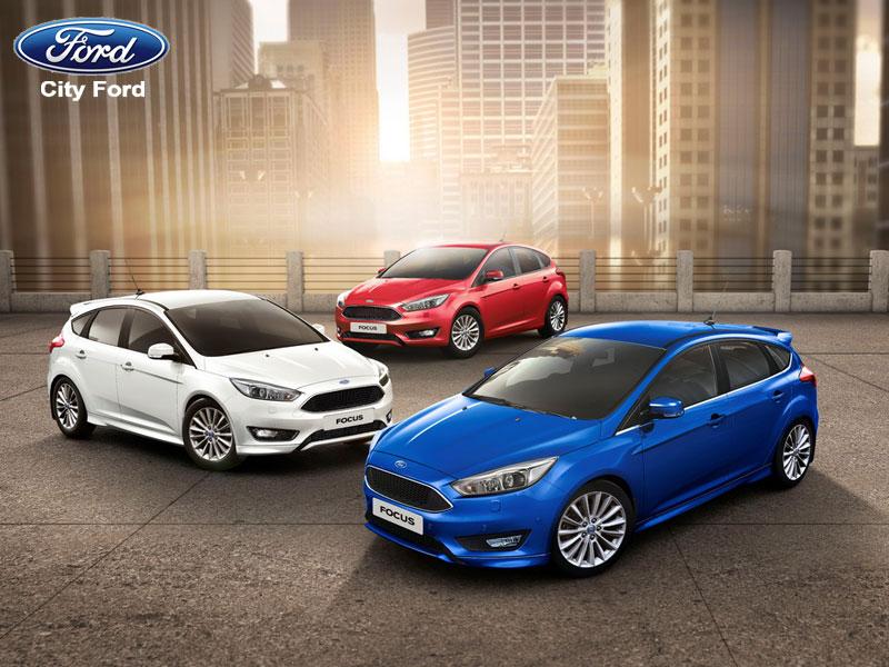Mua xe Ford Focus trả góp vừa kinh doanh vừa sử dụng