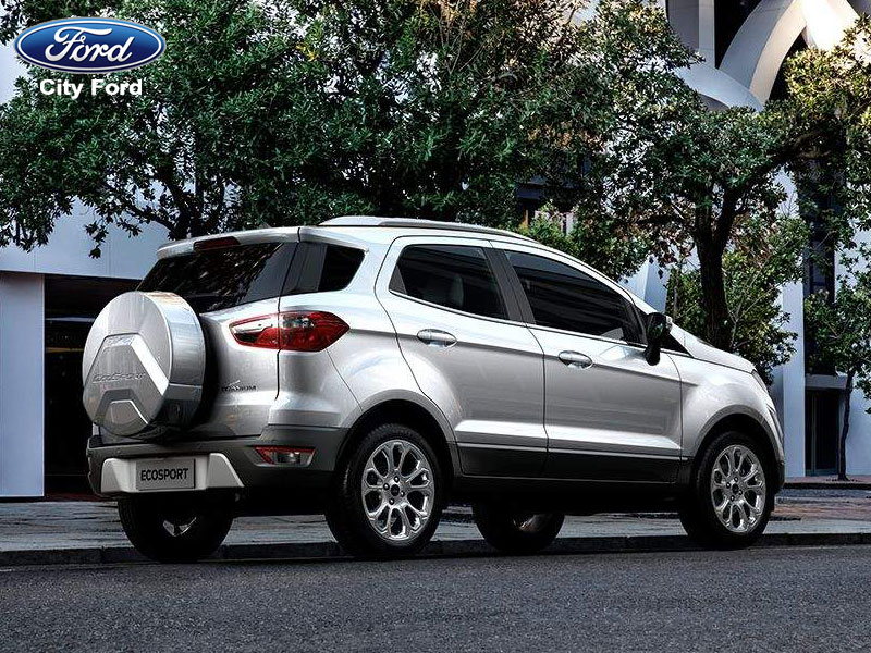 """Ford EcoSport chính là """"chuyên gia đường phố"""" đích thực"""