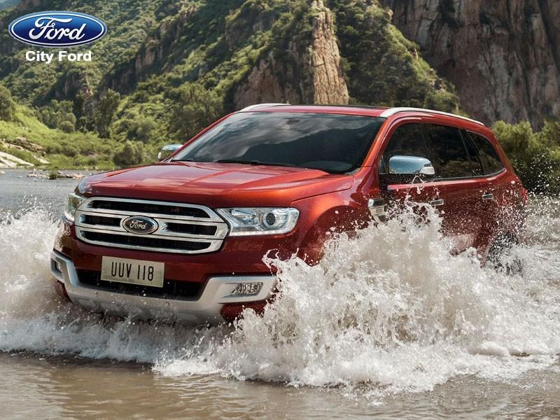 Ford Everest hoàn toàn có thể là cộng sự lý tưởng cùng bạn vượt qua địa hình tưởng chừng như khó khăn nhất