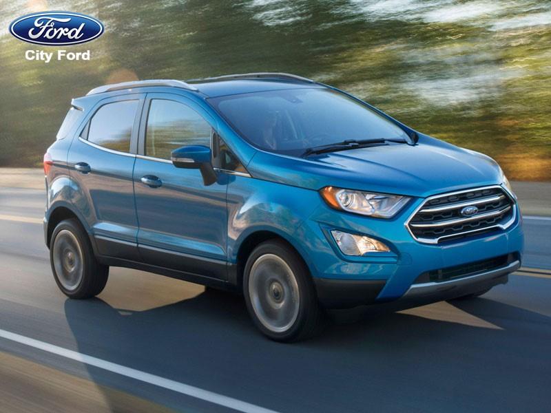 Giá cả xe Ford Ecosport cũng rất hợp lý