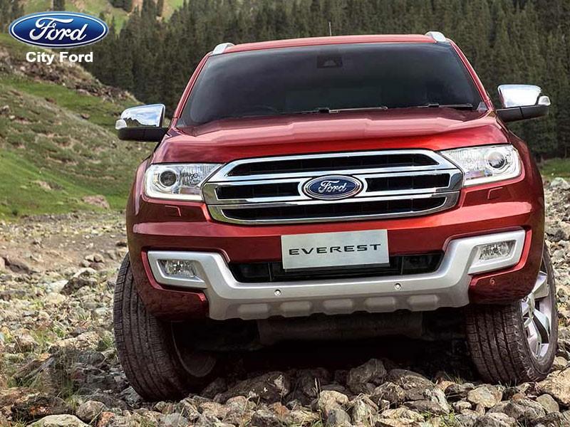 Ford Everest rất được ưa chuộng và là sự lựa chọn của nhiều người