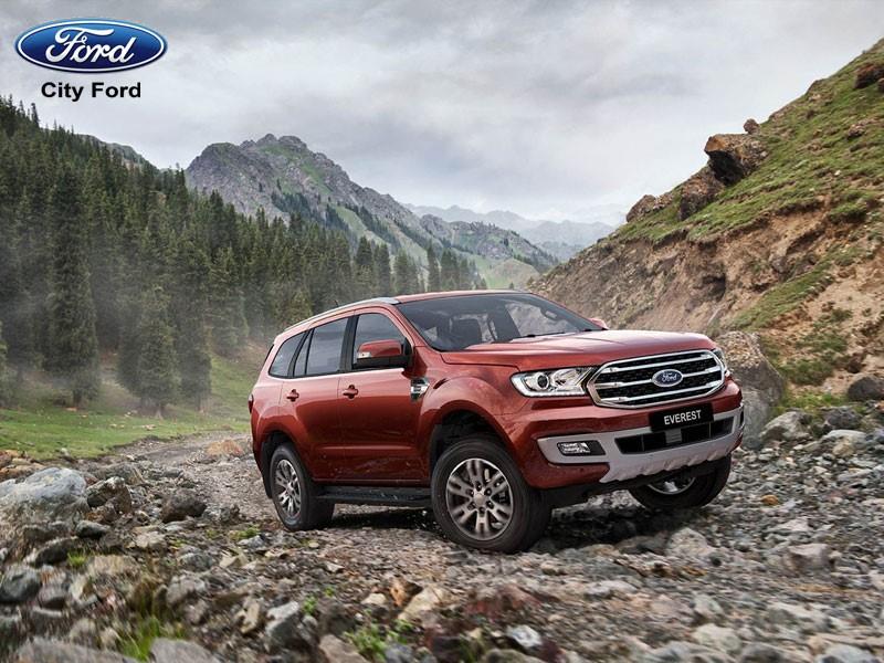 Ford Everest là mẫu xe rất được ưa chuộng trong phân khúc SUV tầm trung hiện nay