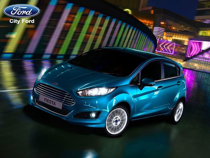 Ford Fiesta năng động và đậm chất thể thao