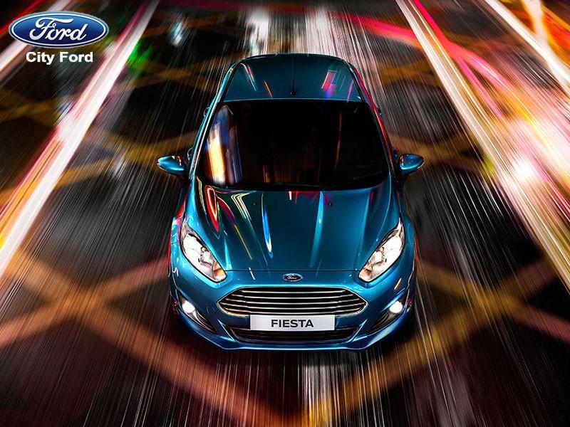 Ford Fiesta rất được giới trẻ yêu thích