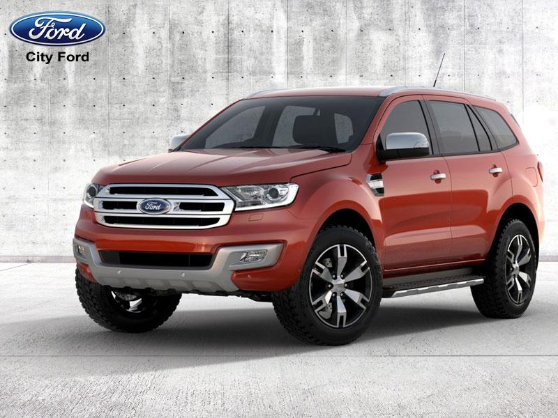 Ford Everest cũng rất được nhiều người ưa chuộng
