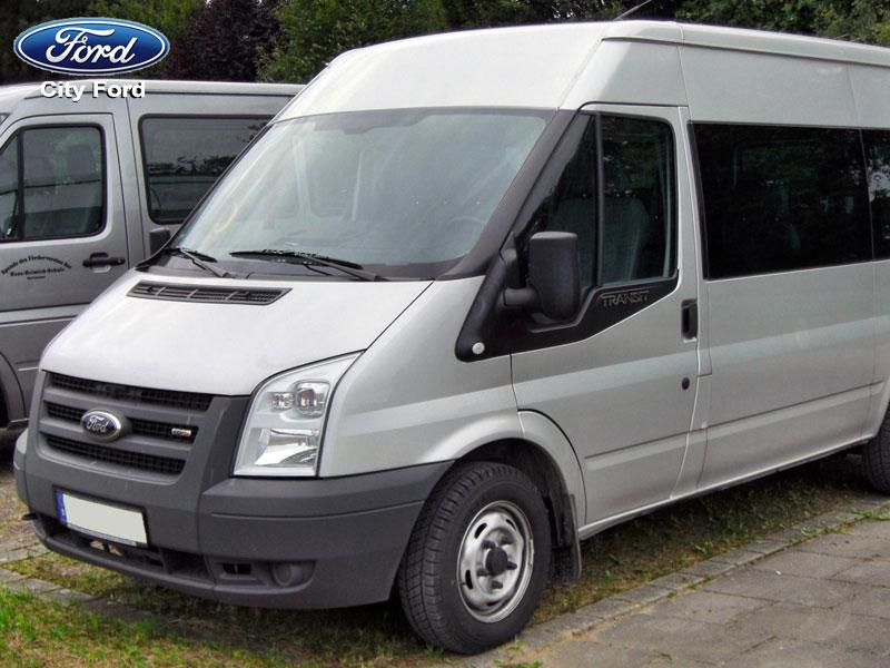 Ford Transit được đánh giá là có khả năng tiết kiệm nhiên liệu rất tốt
