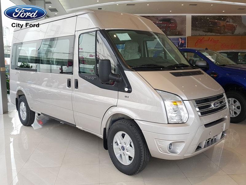 Mua xe Ford Transit trả góp được mọi người ưu tiện lựa chọn