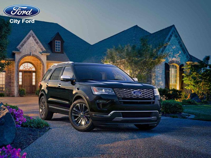 Bạn có thể chọn xe SUV vận hành tốt, đa dụng và nhiều tiện nghi như Ford Ford Explorer, BMW X3, Audi Q5…