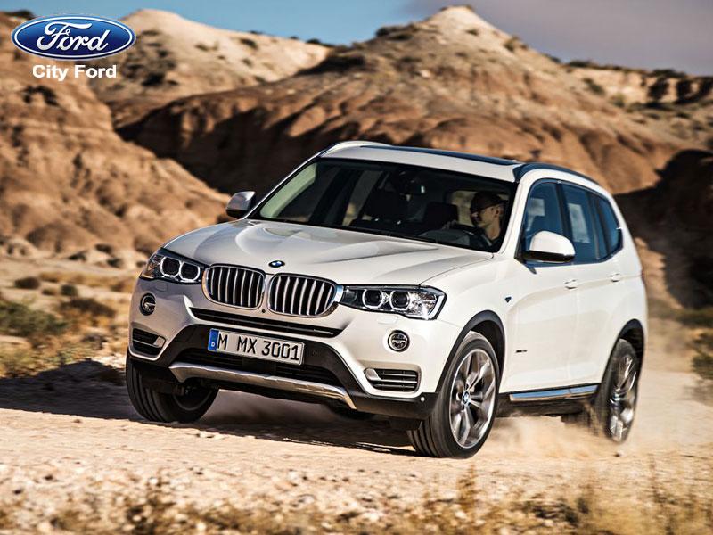 BMW X3 sở hữu ngoại hình hấp dẫn, năng động cùng khả năng vận hành linh hoạt – 2,1 tỷ đồngBMW X3 sở hữu ngoại hình hấp dẫn, năng động cùng khả năng vận hành linh hoạt – 2,1 tỷ đồng