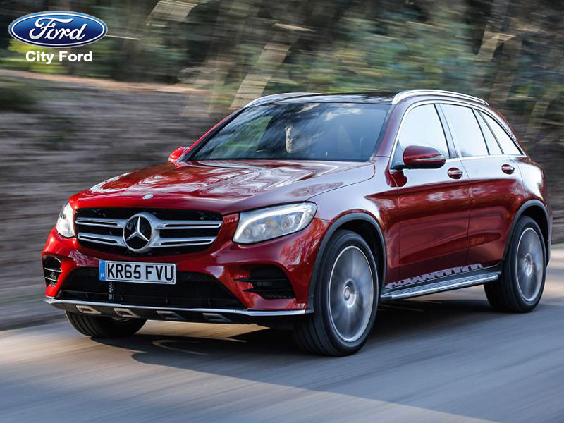 Mercedes GLC kế nhiệm GLK để trở thành chiếc SUV hạng sang tại Việt Nam – giá từ 1,88 – 2,15 tỷ đồng