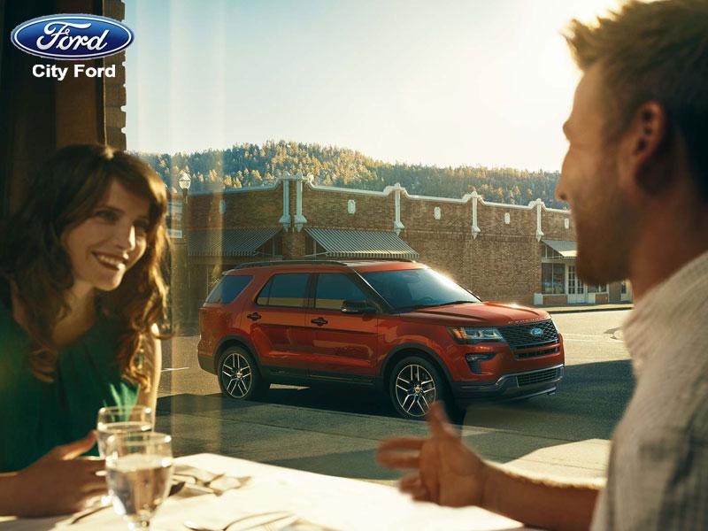 """Ford Explorer thật sự là một chếc xe nhập khẩu """"đáng đồng tiền"""""""