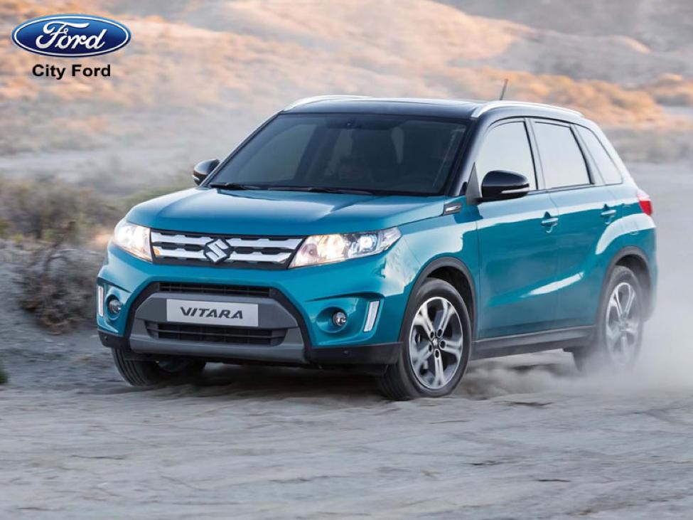 Suzuki Vitara có lợi thế kích thước nhỏ gọn, gầm cao, động cơ dung tích nhỏ tiết kiệm nhiên liệu