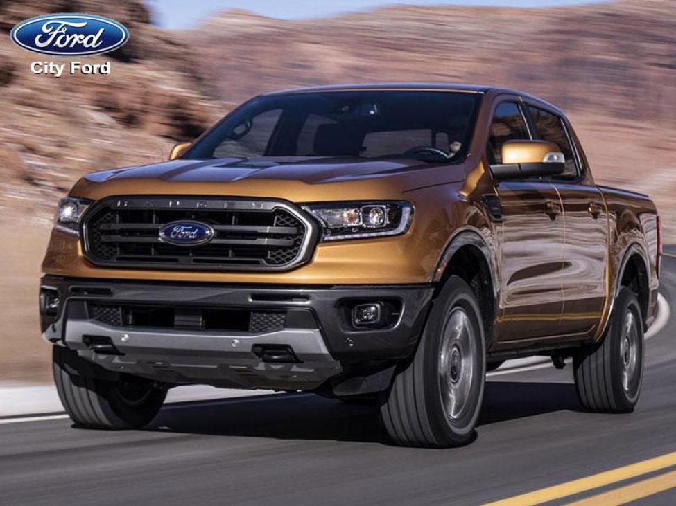 Chiếc bán tải nhà Ford đã được cải tiến hiện đại hơn trong phiên bản 2019