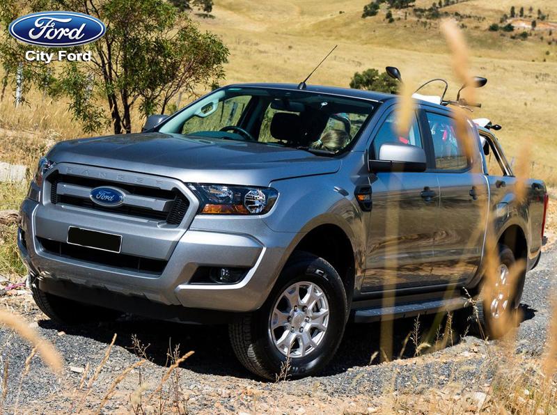 Ford Ranger XLS cũ tại City Ford vẫn có đủ các tính năng ưu việt