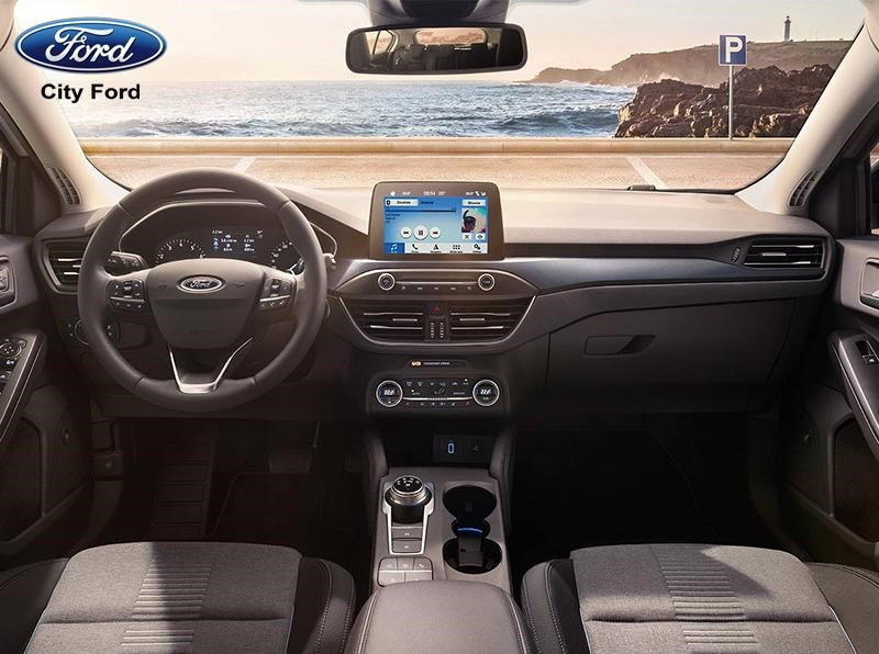 Ford Focus 2019 với những công nghệ mới nâng cấp, toàn diện hơn