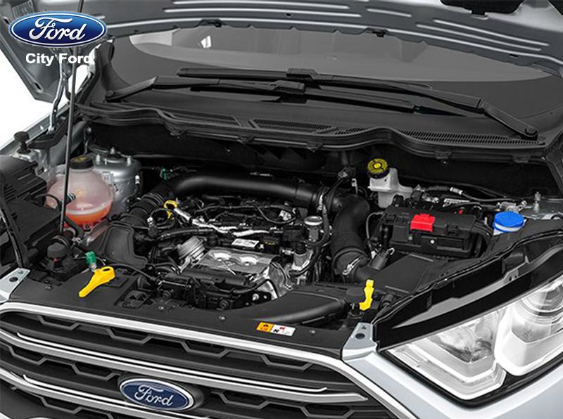 Ford Ecosport 2019 với động cơ mạnh mẽ, bền bỉ