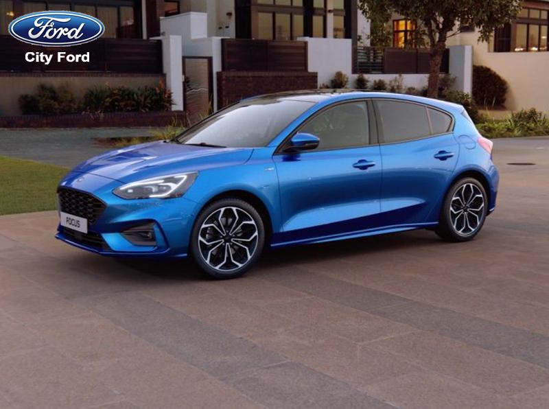 Ford Focus 2019 có thiết kế khỏe khoắn, hút mắt hơn nhiều so với phiên bản cũ