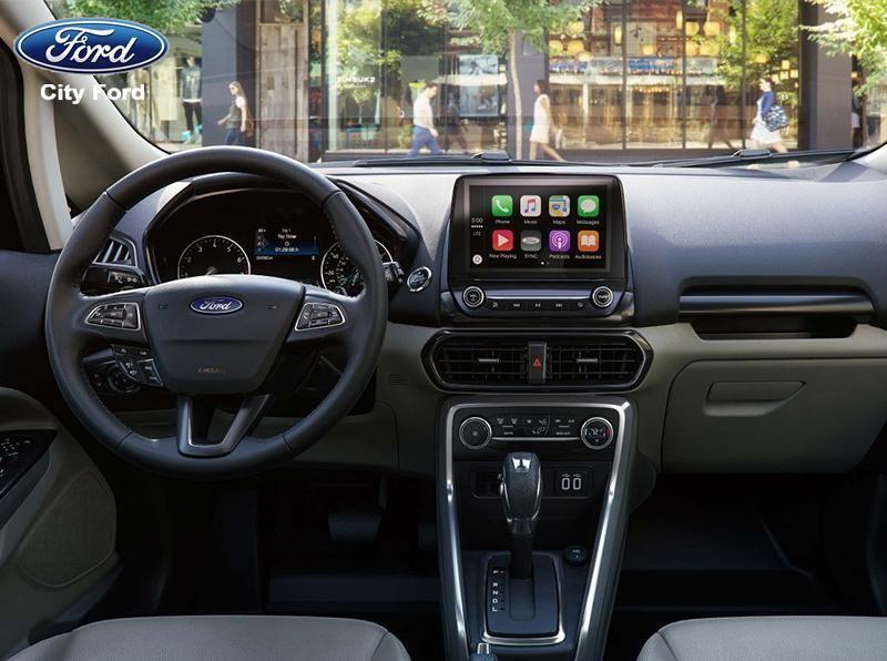 Ford Ecosport 2019 với hệ thống nội thất sang trọng, đẳng cấp