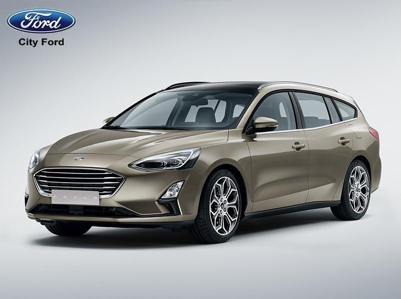 Ford Focus Titanium 2019 thu hút mọi ánh nhìn với thiết kế thanh lịch