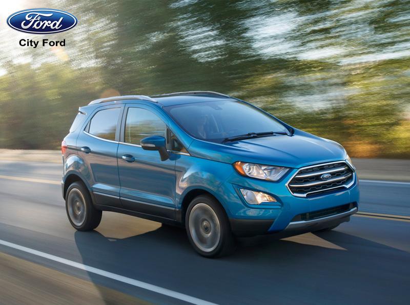 Ford EcoSport 2019 dòng xe được săn đón hàng đầu thị trường hiện nay