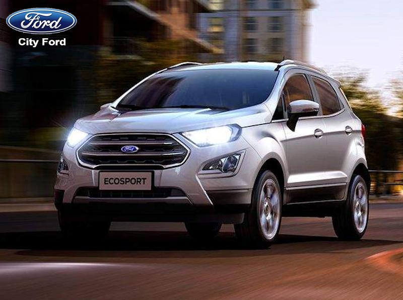 Ford EcoSport 2019 vẻ ngoài ấn tượng, chắc chắn