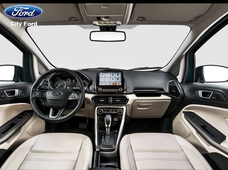 Ford EcoSport Ambiente AT có đủ các tiện nghi và tính năng cần thiết