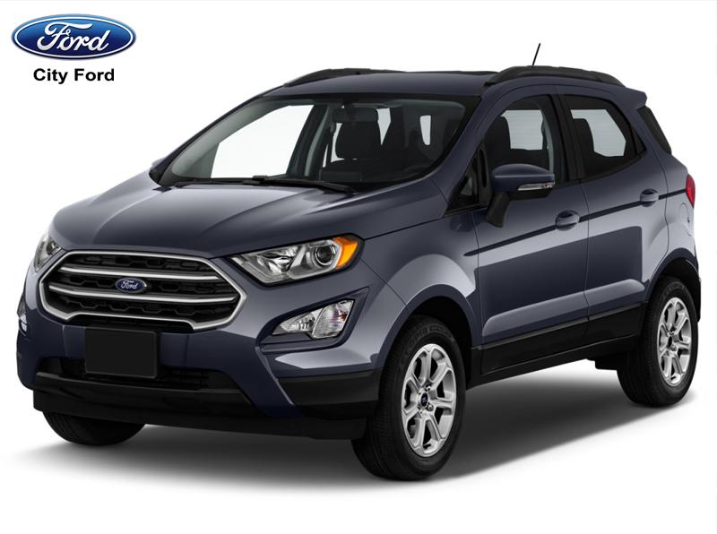 Ford EcoSport Ambiente AT là phiên bản có mức giá thấp tại City Ford