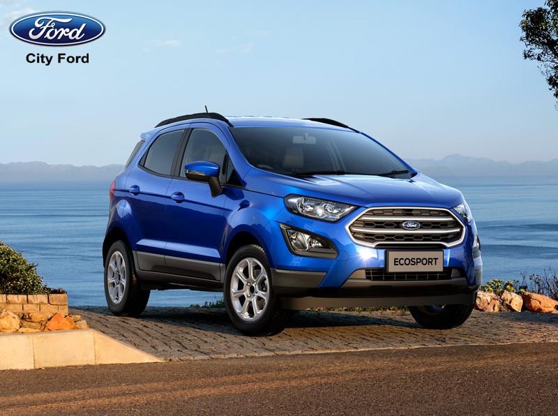 Ford EcoSport Trend là dòng xe bán chạy nhất trong phân khúc SUV tại Việt Nam